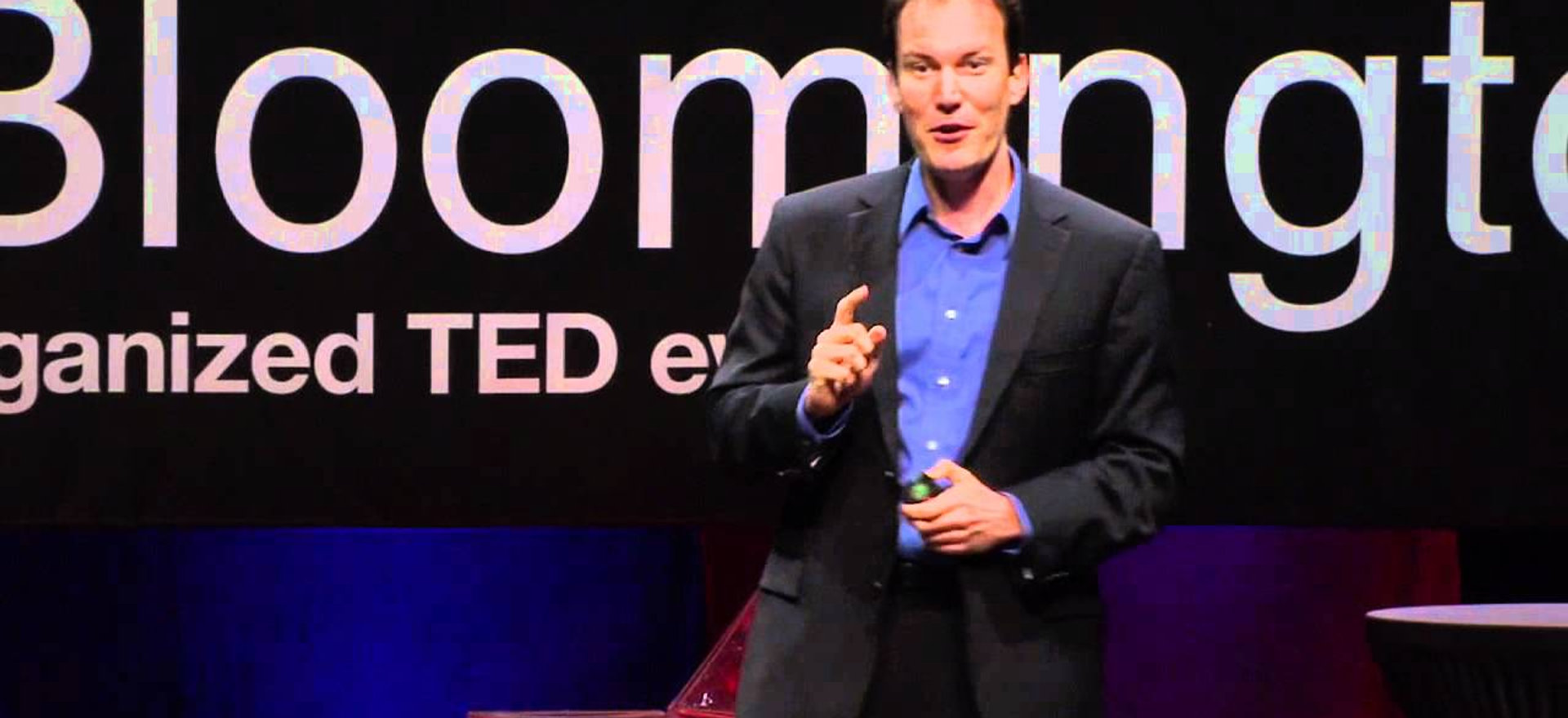 Shawn Achor - TED Talk
