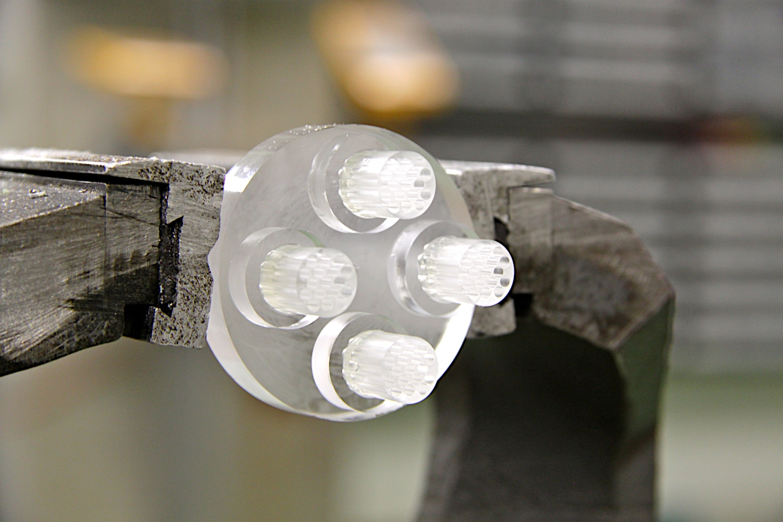 buse pour fontaine laser