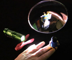 miroir parabolique