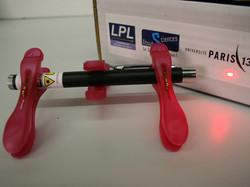 source laser