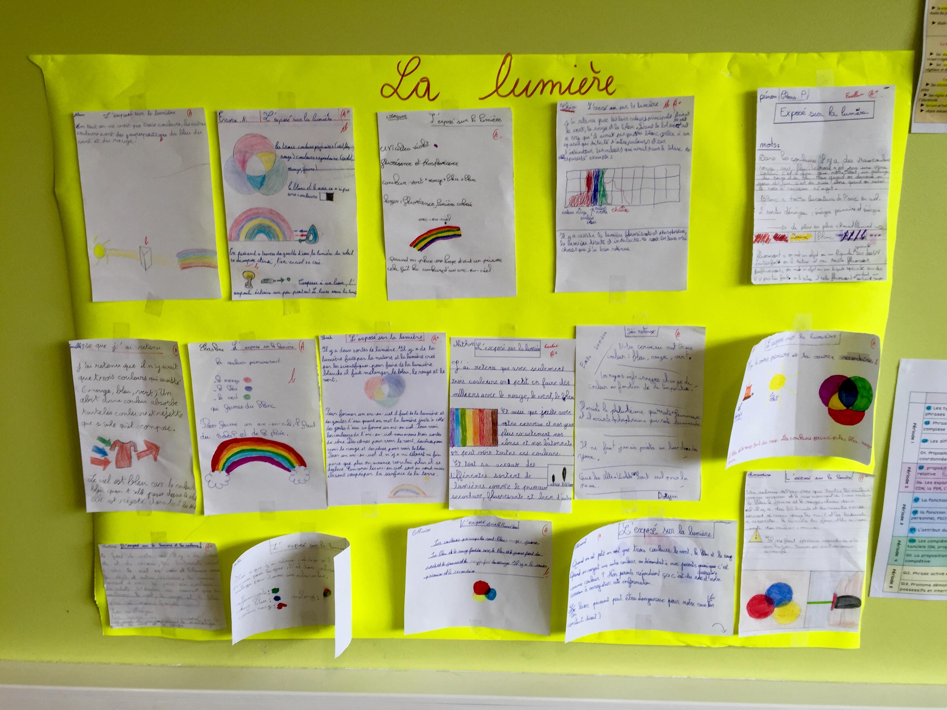 École élémentaire d'Audrieu (Calvados)