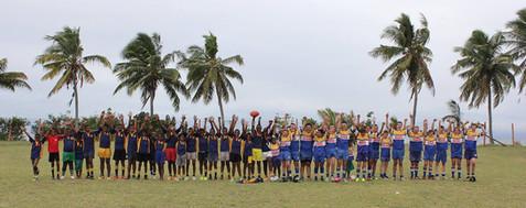 Burraneer Rugby Fiji Tour