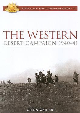 Africa: The Western Desert Campaign (Walhert - AMHP)