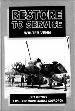 4 RSU: Restore to Service (Venn - AMHP)