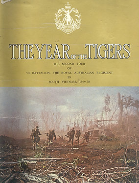 Vietnam: The Year of the Tigers (Battle & Wilkins - AMHP)