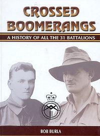 31 AIF: Crossed Boomerangs (Burla - AMHP)