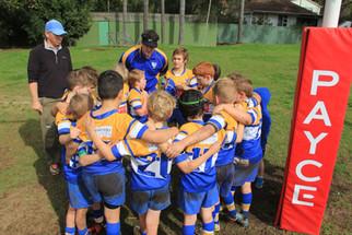 Burraneer Rugby Teammates