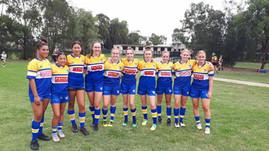 Burraneer Rugby U15 Girls 7s