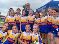 Burraneer Rugby U11 Girls 7s