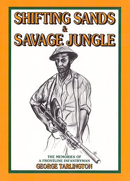 Autobiography: Shifting Sands - Savage Jungle (Tarlington - AMHP)
