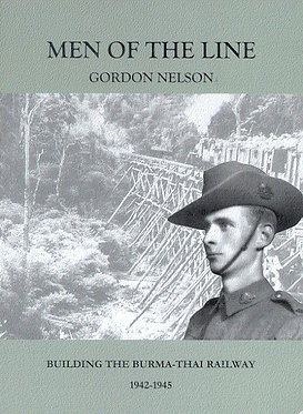 Autobiography: Men of The Line (Nelson - AMHP)