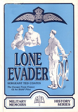 Autobiography: Lone Evader (Coates - AMHP)