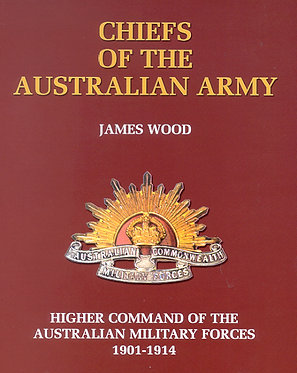 Chiefs of Australian Army (Wood - AMHP)
