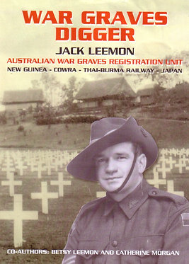 PNG: War Graves Digger (Leemon - AMHP)
