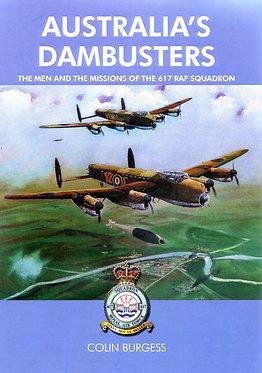 617 RAF Squadron: Australia's Dambusters (Burgess - AMHP)