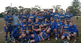 Burraneer Rugby Seniors