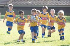 Burraneer Rugby U6 Minis
