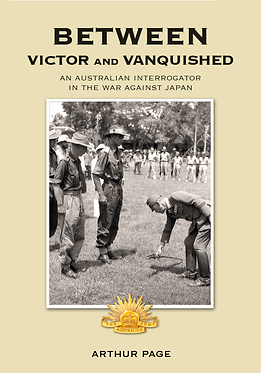 Autobiography: Between Victor & Vanquished (Page - AMHP)