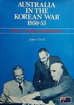 AUSTRALIA IN THE KOREAN WAR V1