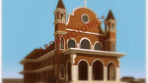 Proposal For a church at Cha
