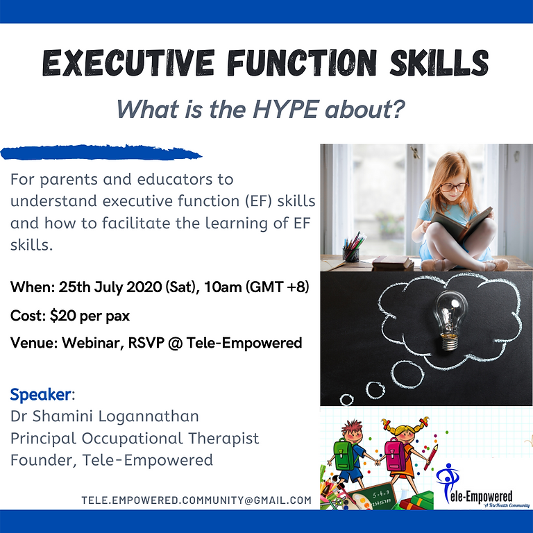 Executive Function Skills - What is the HYPE about?