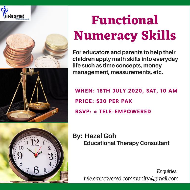 Functional Numeracy Skills