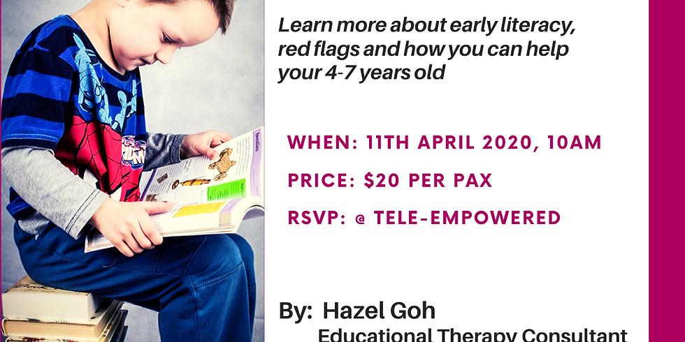 Understanding Early Literacy