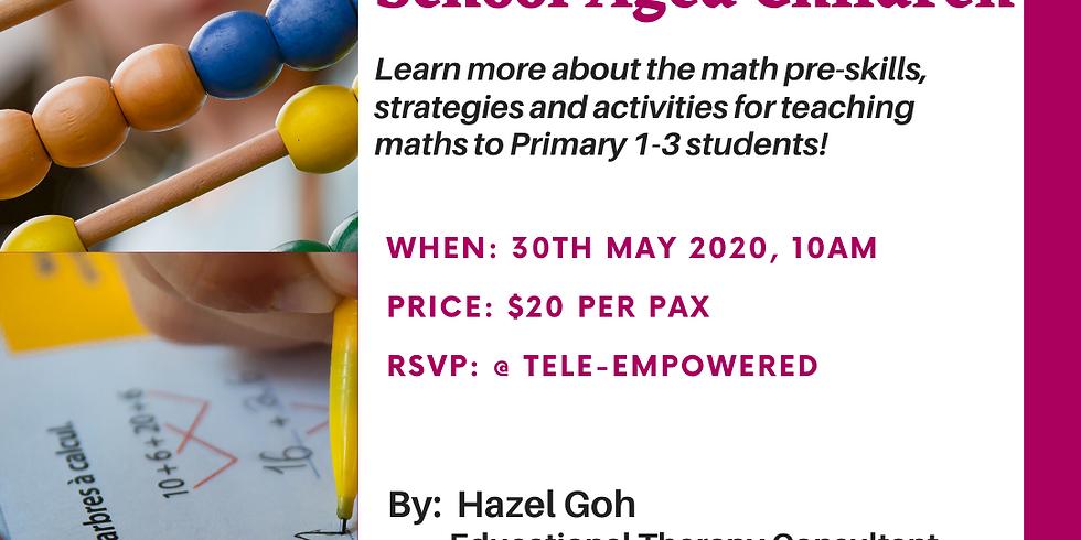 Number Power: Math skills for school aged children
