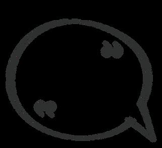 —Pngtree—line speech bubble_5054197.png