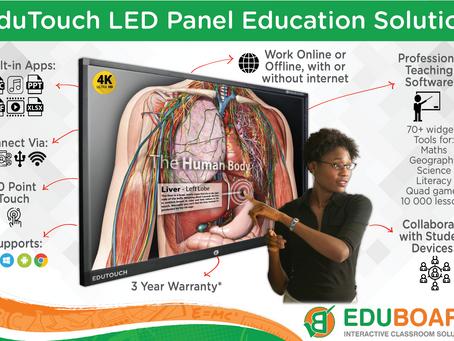 EduBoard EduTouch Interactive Whiteboard