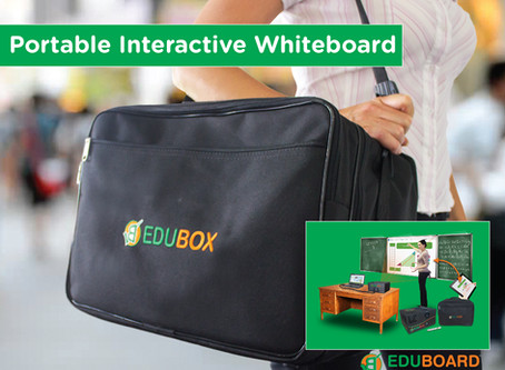 EduBox: Portable Interactive Whiteboard