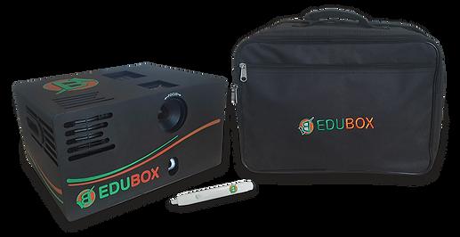 EduBox Portable Interactive Projector