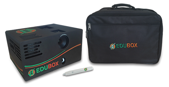 EduBox Portable Interactive Projector