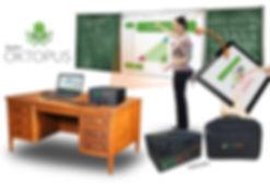 EduBox portable mobile interactive white