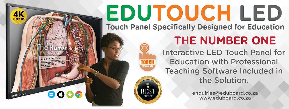 Smart Board EduTouch LED Panel