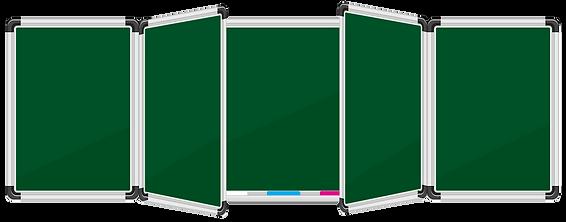 Swing Leaf Chalkboard 5 Piece