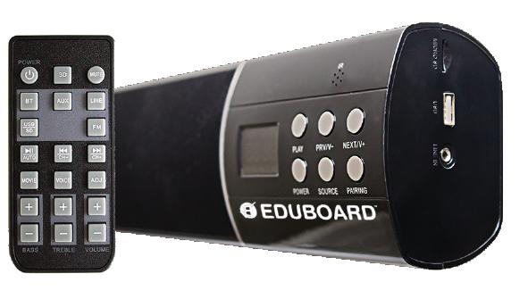 EduBoard Speaker Bar