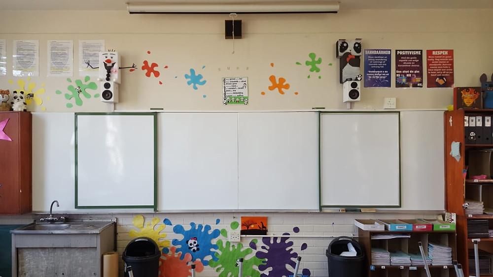 EduBoard whiteboard