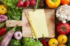 Shopping list and vegetables.jpg