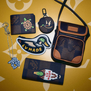 Nigo's LV2 Collection Launches In Singapore