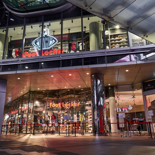 Foot Locker Opens Their Biggest Store In Singapore