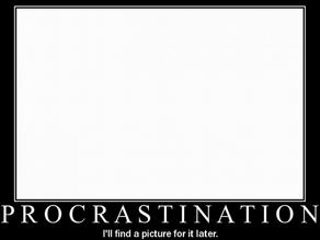 Disarming Procrastination