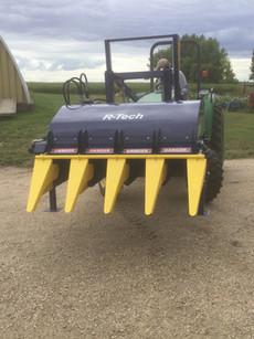 GRX4 Stripper Rotor Harvester