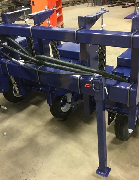 IRM-X4 Inter-Row Mower