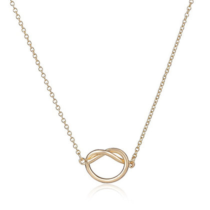 Twisted Knot Pendant
