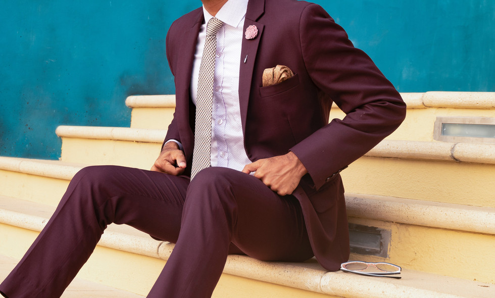 lapel and pocket square
