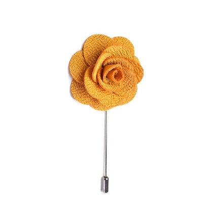 Flower Lapel Pin
