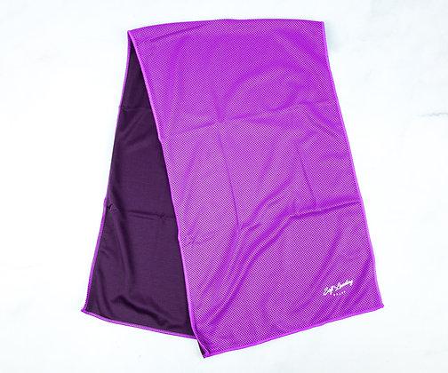 Purple Cooling Towel