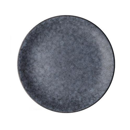 Slate Ceramic Dinner Plate