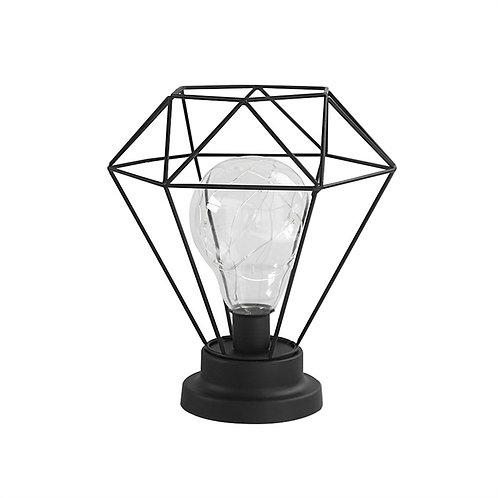 Edison Style Metal Terrarium Lamp